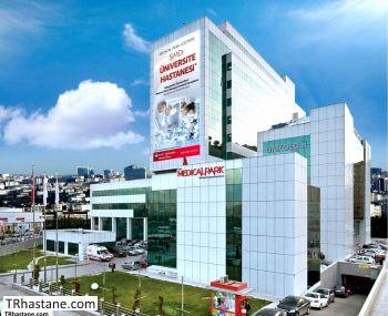 Özel Medical Park Göztepe Hastanesi