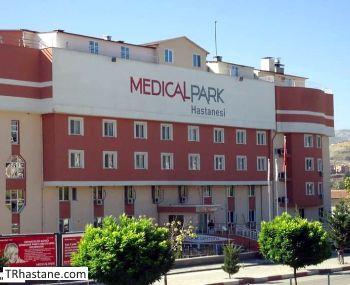 Özel Medical Park Tokat Hastanesi