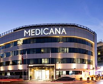 Özel Medicana Bahçelievler Hastanesi Diş