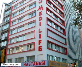 Özel Medilife Çapa Hastanesi
