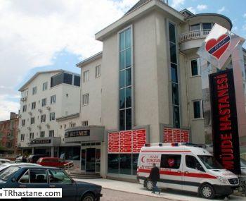 Özel Müjde Hastanesi