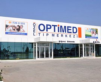 Özel Optimed Çorlu Tıp Merkezi