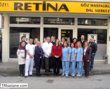 Özel Retina Göz Hastalıkları Dal Merkezi