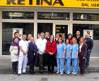 �zel Retina G�z Hastal�klar� Dal Merkezi