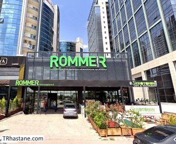 Özel ROMMER International FTR Tıp Merkezi