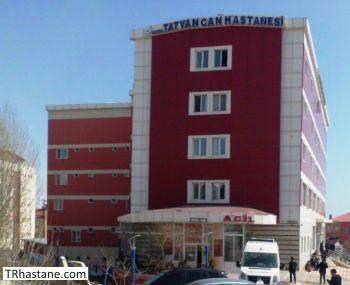 Özel Tatvan Can Hastanesi