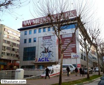 Özel VM Medical Park Bursa Hastanesi