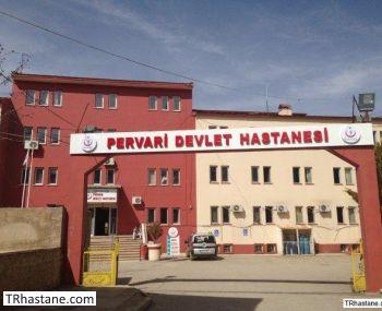 Pervari Devlet Hastanesi