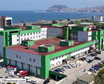 Prof. Doktor A. İlhan Özdemir Giresun Devlet Hastanesi
