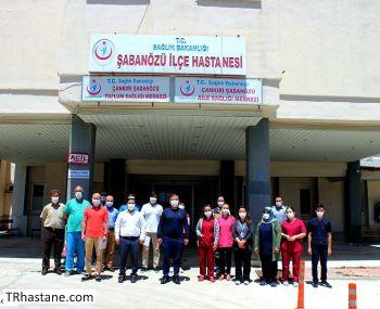 Şabanözü Sami Baran Devlet Hastanesi