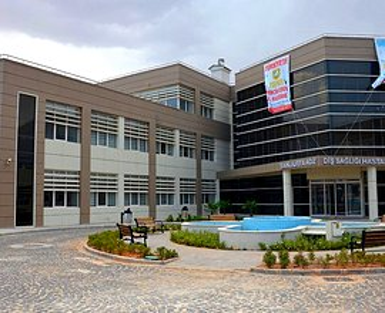 Şanlıurfa Ağız ve Diş Sağlığı Hastanesi