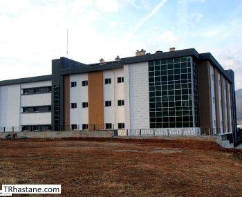 Sason Devlet Hastanesi