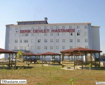 Serik Devlet Hastanesi