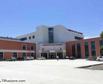 Ta�k�pr� Devlet Hastanesi