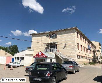Taşlıçay İlçe Hastanesi
