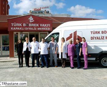 Türk Böbrek Vakfı Kapaklı Diyaliz Merkezi
