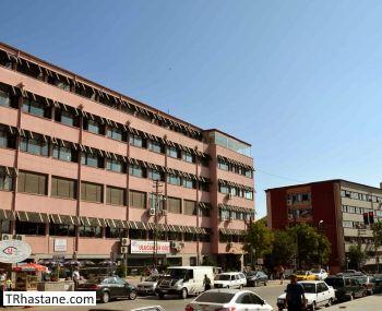 Ulucanlar Göz Eğitim ve Araştırma Hastanesi
