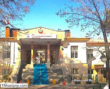 Van Eğitim ve Araştırma Hastanesi İskele Binası