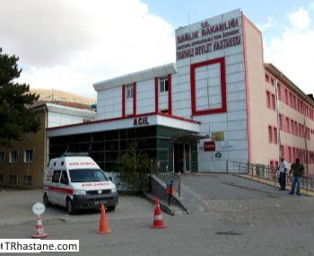 Yahyalı Devlet Hastanesi