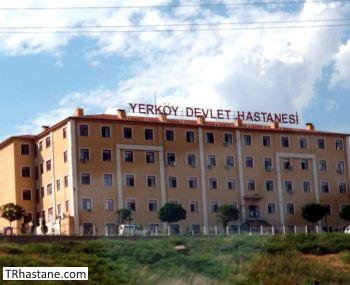 Yerköy Devlet Hastanesi